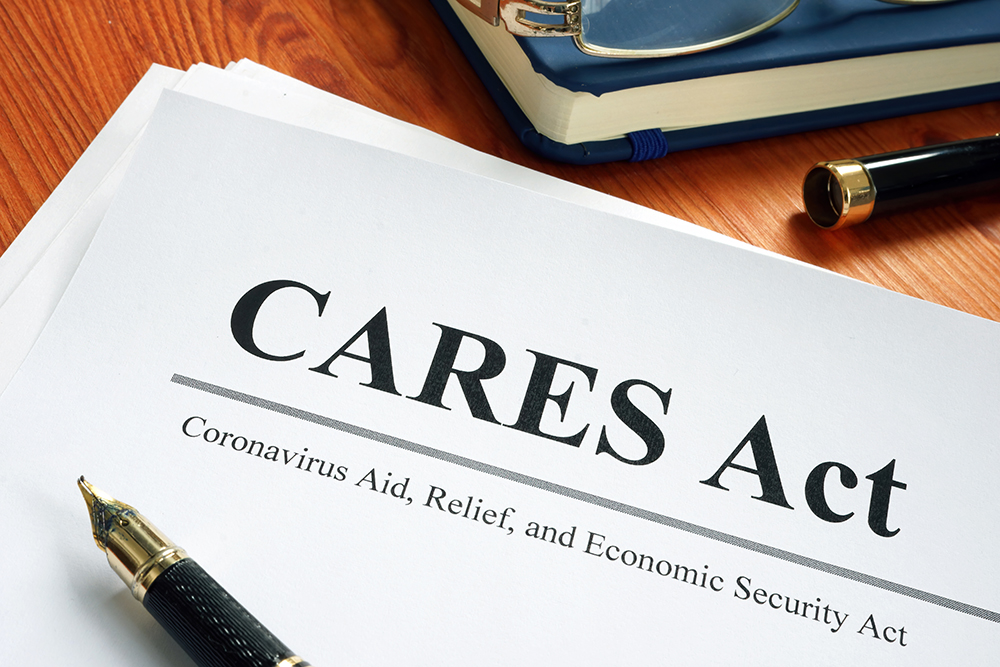 The CARES Act Provides Relief for IRA Owners in a Turbulent Market