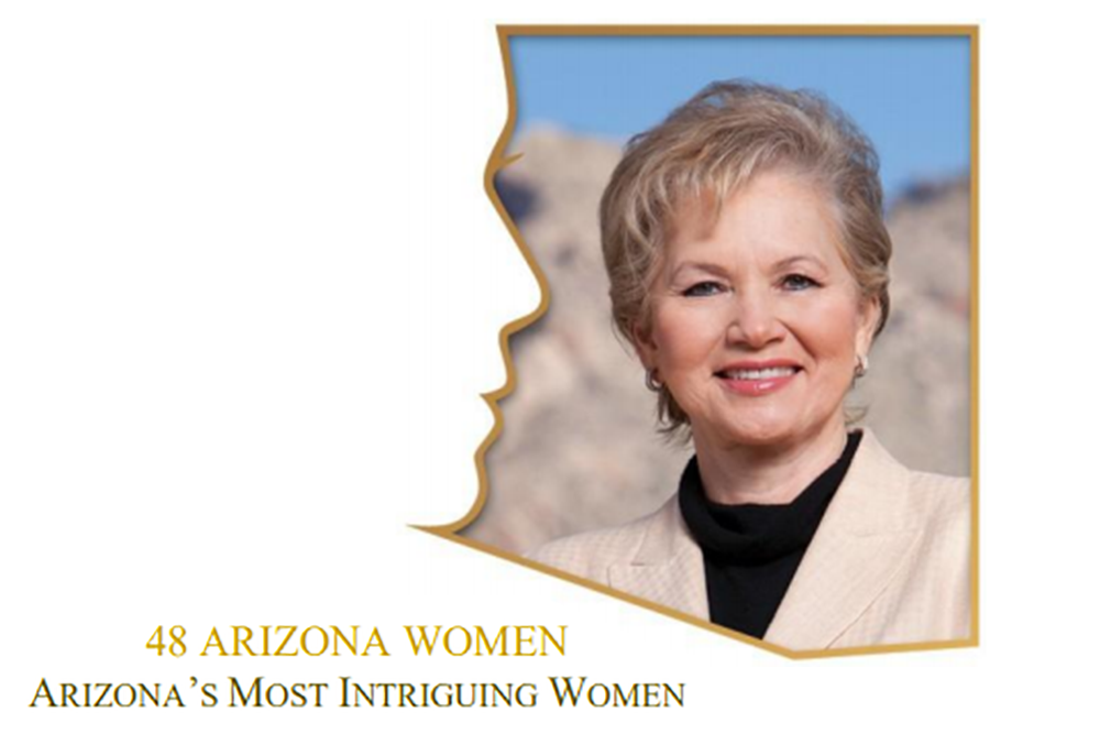 Carmen Bermúdez : One of Arizona's Most Intriguing Women