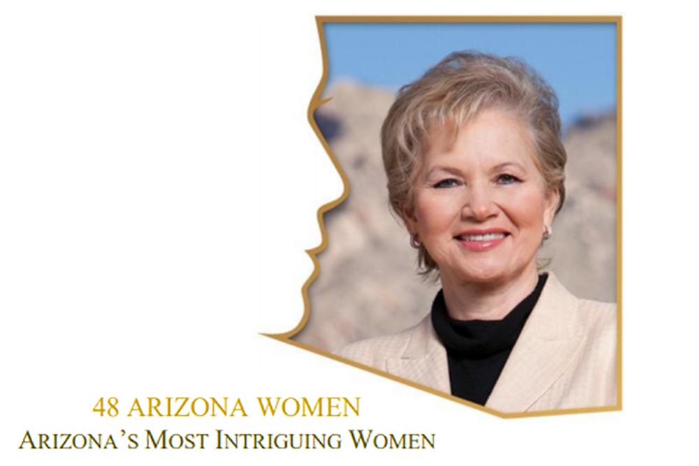 Carmen Bermúdez : One of Arizona's Most Intriguing Women