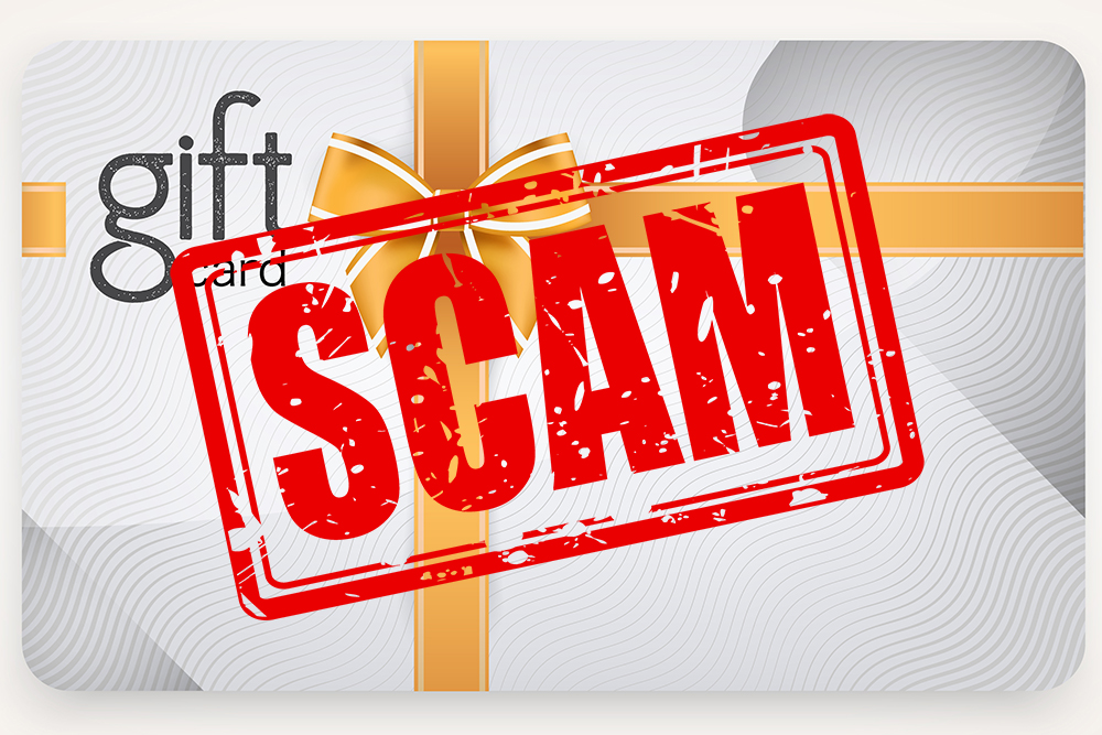 True Crime Tucson – The Gift Card Scam